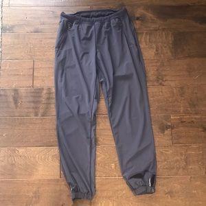 LULULEMON Elastic Bottom Pants Sz 6